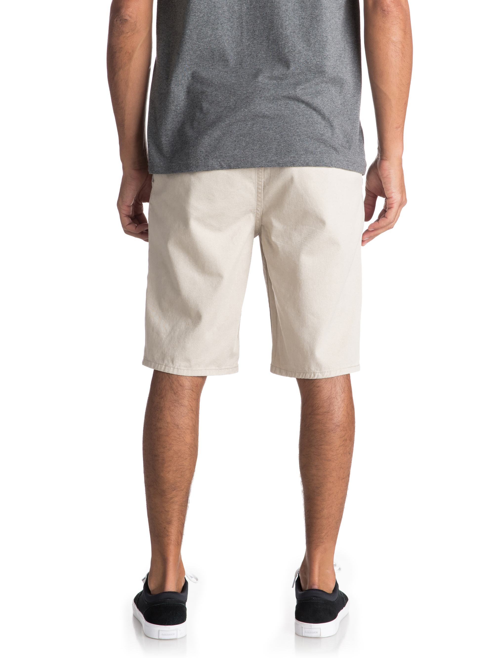 Szorty Quiksilver New Everyday Chino (Dust) Ss18