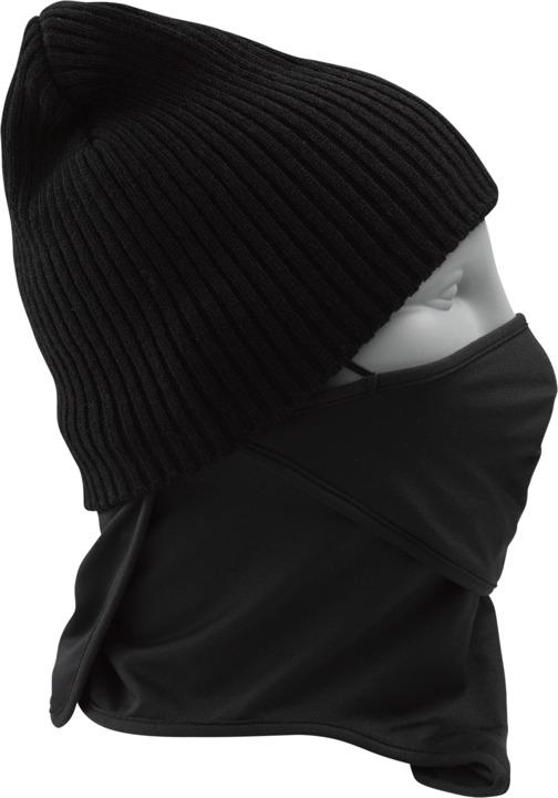 Bandana Burton Mns Facemask (True Black)