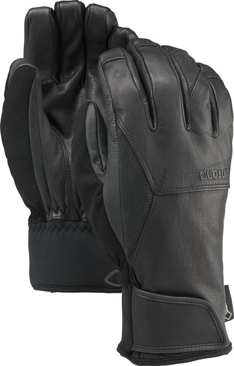 Rękawice Snowboardowe Burton Gondy Leather (True Black)