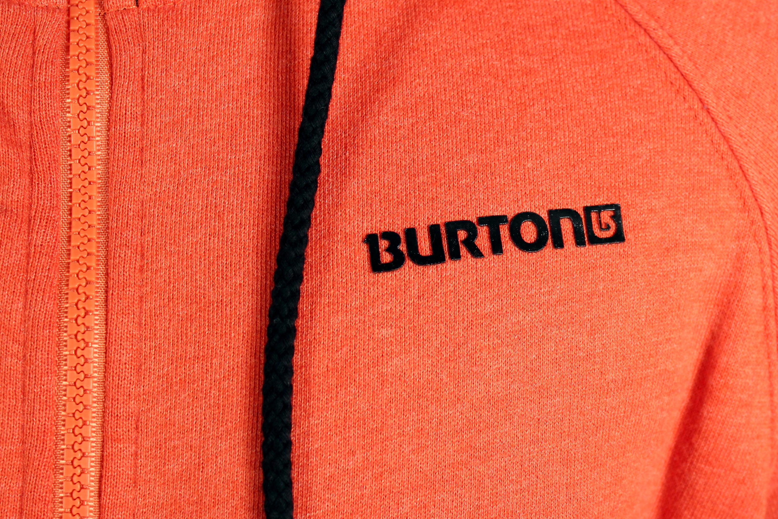 Bluza Burton Cst Rainier (Heather Rustbucket)