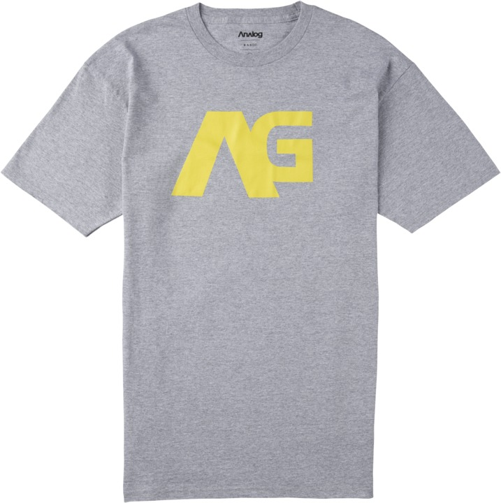 Koszulka Analog Ag Icon (Athletic Heather)