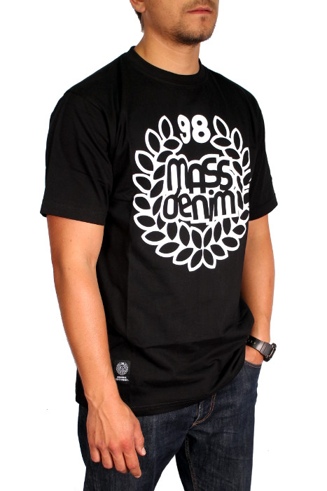 Koszulka Massdnm Base (Black)