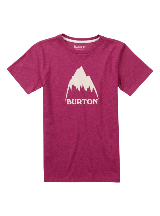 Dziecięca Koszulka Burton Girls Classic Mountain High (Anemone Heather) W18