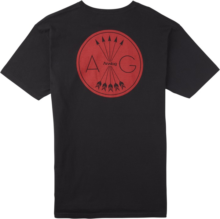Koszulka Analog Quiver (Black)