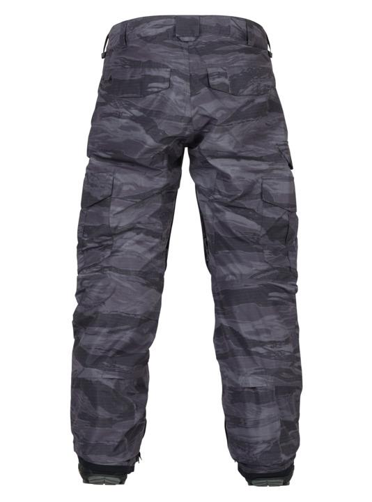 Spodnie Snowboardowe Burton Cargo (Faded Worn Tiger) W18