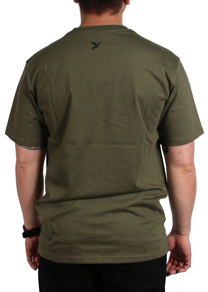 Koszulka Nervous Forces (Olive)