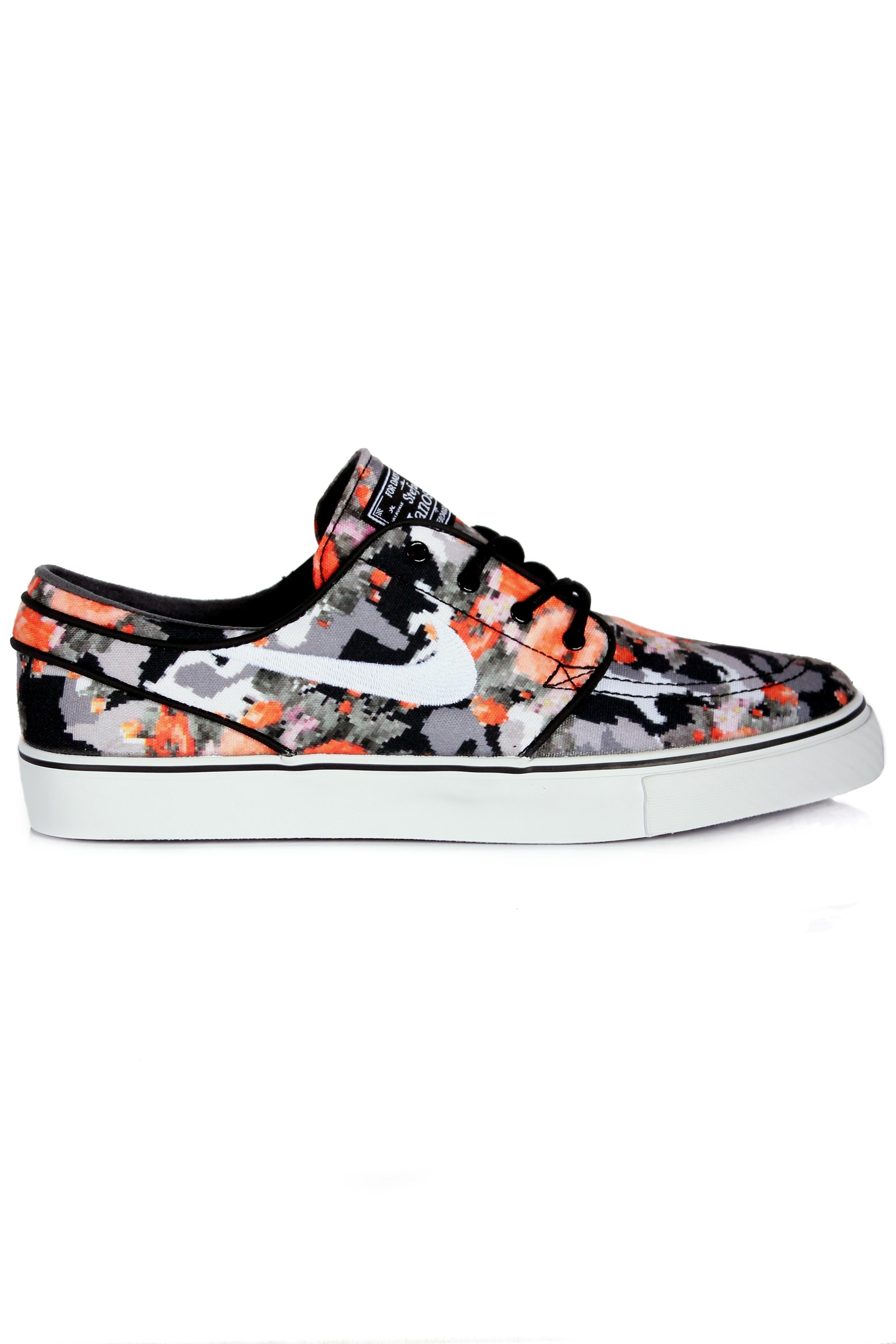 Buty Nike Sb Stefan Janoski Pr (Floral Digi Camo Mandarin)