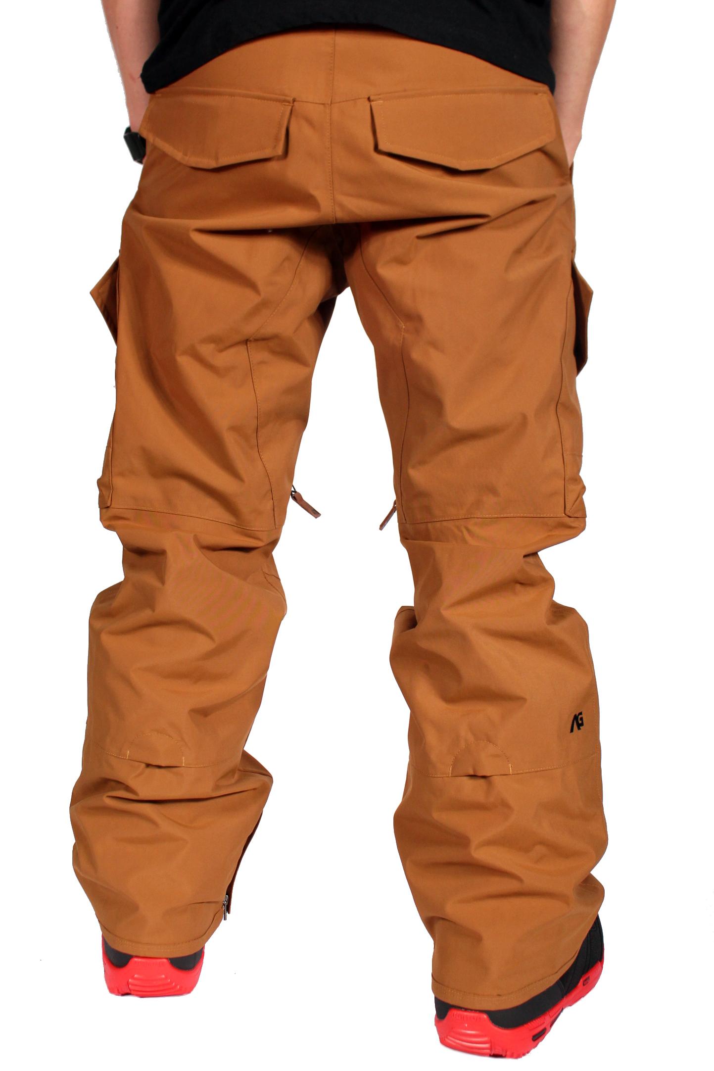 Spodnie Snowboardowe Analog Upland (Leather Brown)