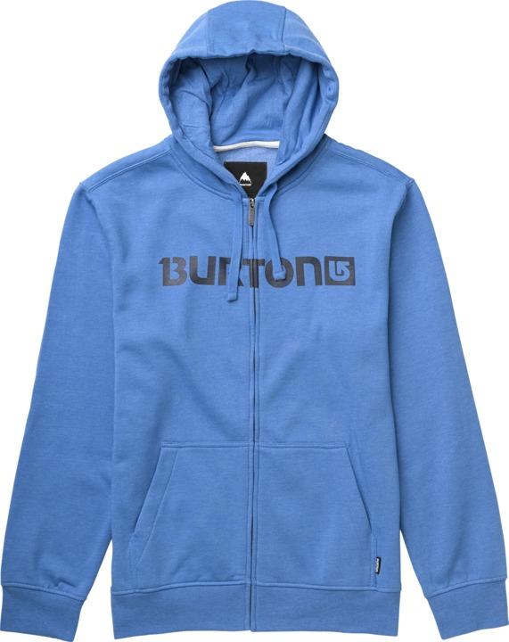 Bluza Burton Logo Horz (Heather Cove)