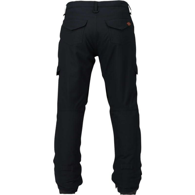 Spodnie Snowboardowe Fly Tall (True Black) W19