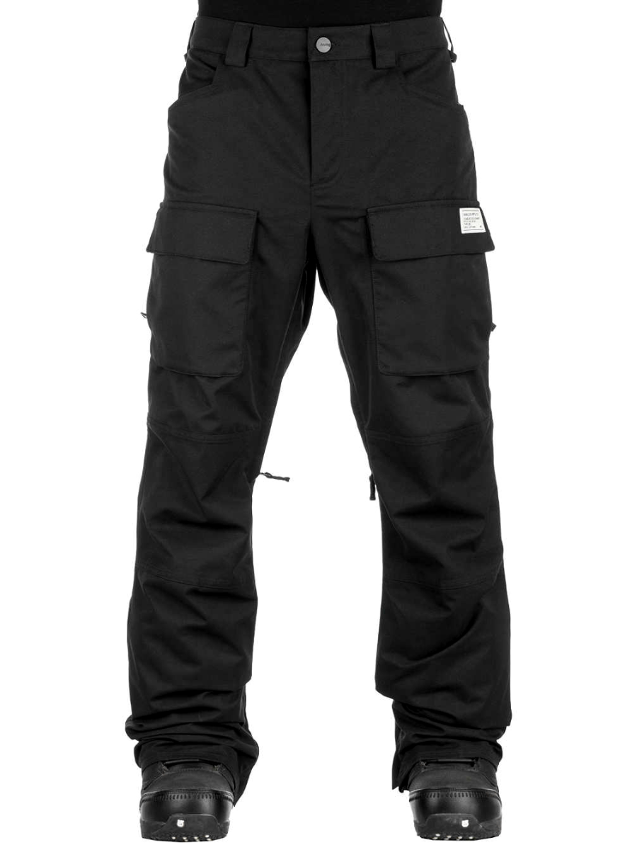 Spodnie Snowboardowe Analog Mortar (True Black) W19