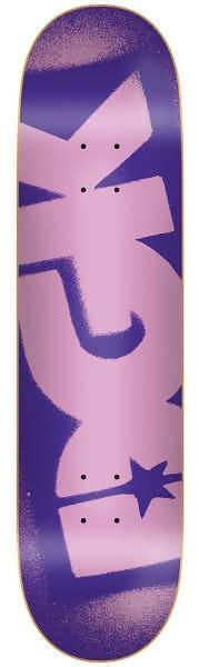 Deska DGK (Pink Spray) 8,0