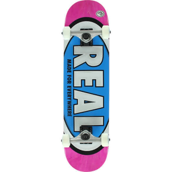 Deskorolka kompletna Real Skateboards (Team) 7,75