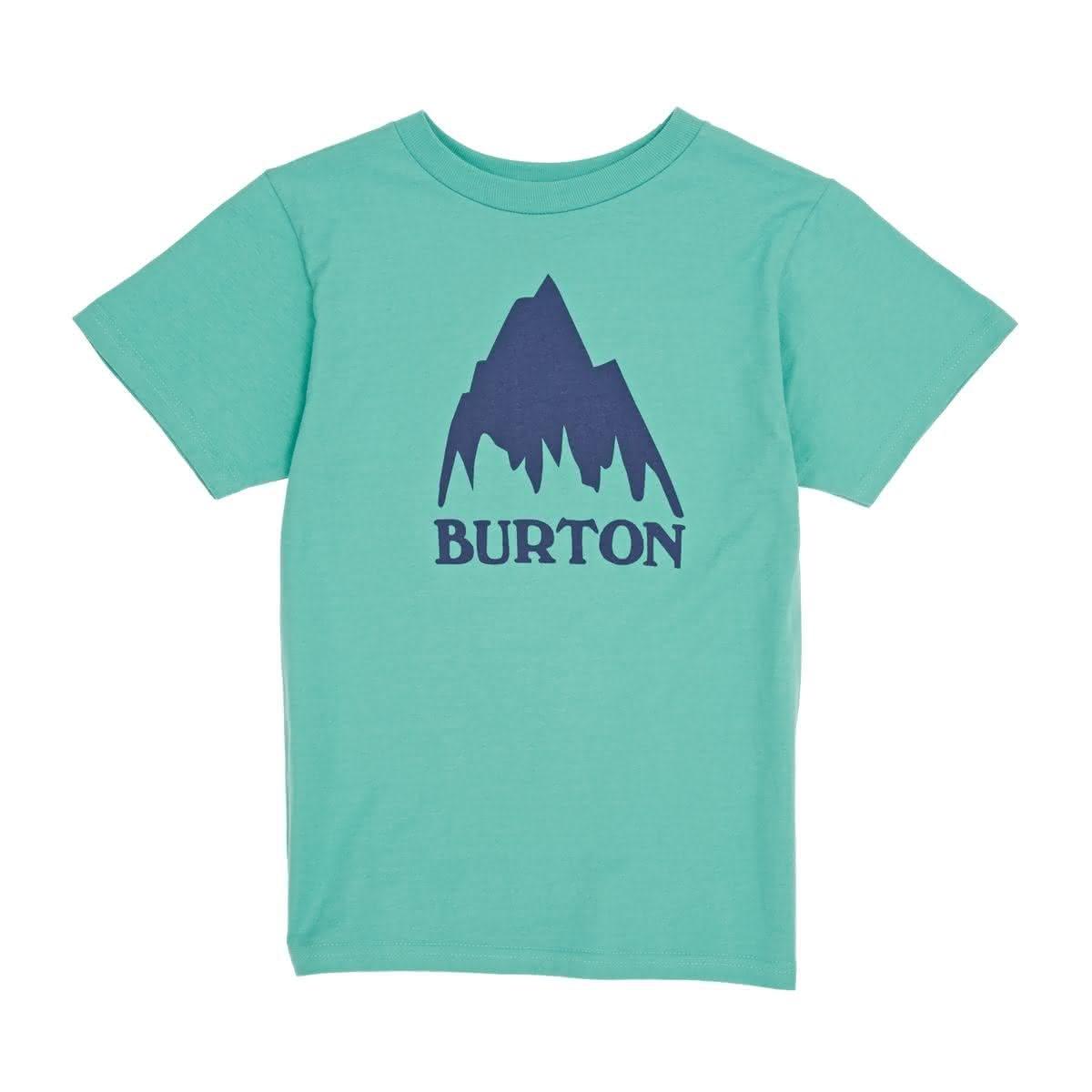 Dziecięca Koszulka Burton Boys Classic Mountain (Lagoon) W18