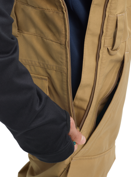 Spodnie Snowboardowe Burton GORE-TEX Reserve Bib (Kelp) FW20