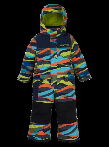 Dziecięcy Kombinezon Snowboardowy Burton Striker (Summit Stripe) FW20