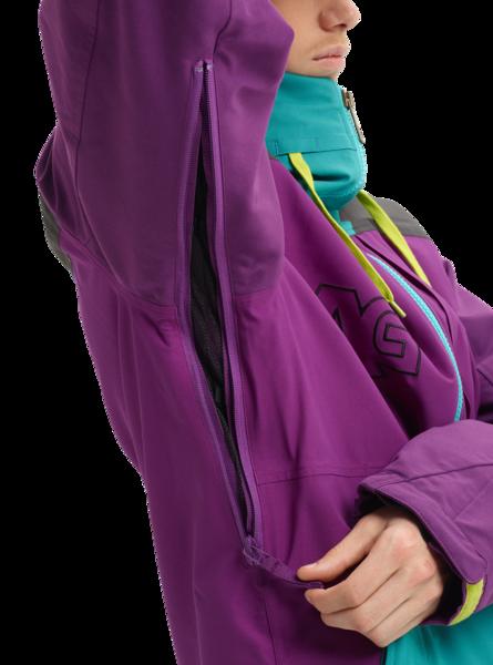 Kurtka Snowboardowa Analog Greed (Green-Blue Slate/Charisma/Phantom) FW20