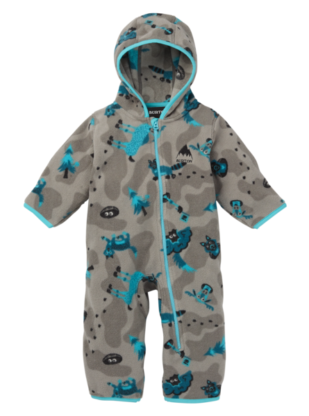 Kombinezon Ocieplacz Burton Infant Fleece (Hide and Seek) FW20