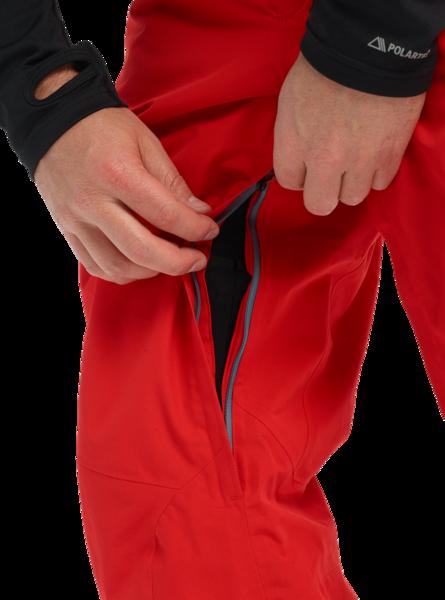 Spodnie Snowboardowe Burton AK 2L Cyclic Pant (Flame Scarlet) FW20