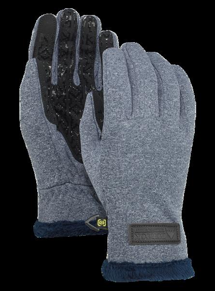 Damskie Rękawice Burton Sapphire (Mood Indigo) FW20
