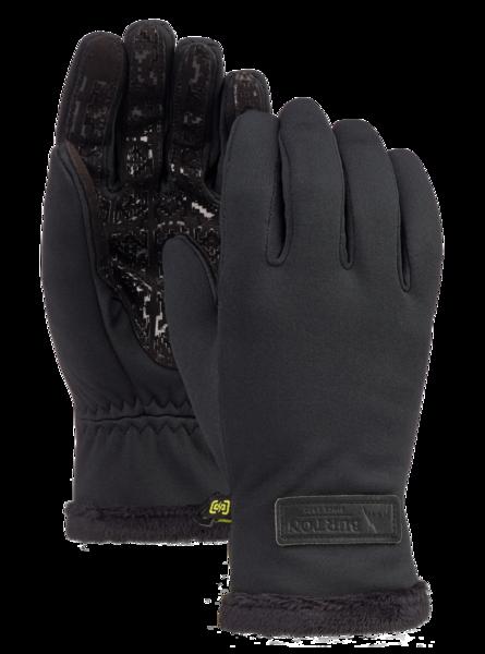 Damskie Rękawice Burton Sapphire (Jet Black) FW20