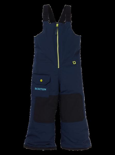 Dziecięce Spodnie Snowboardowe Burton Maven Bib (Dress Blue) FW20