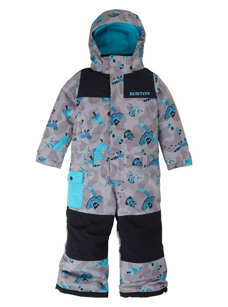 Dziecięcy Kombinezon Snowboardowy Burton Striker (Hide and Seek) FW20