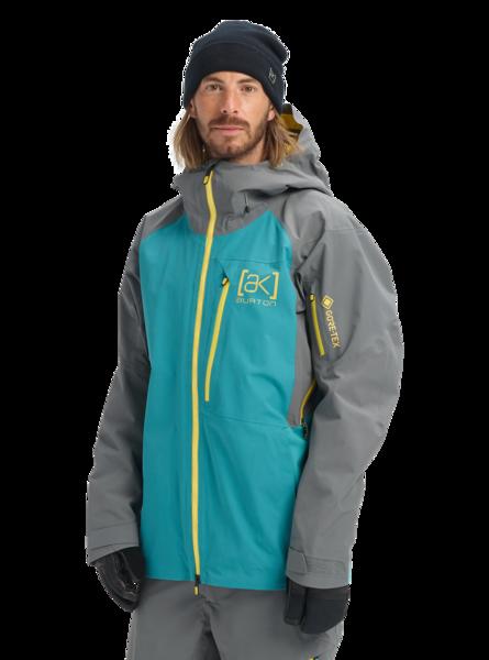 Kurtka Snowboardowa Burton AK 2L Cyclic (Green-Blue slate/Castlerock) W20