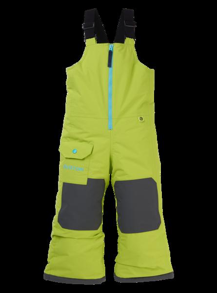 Dziecięce Spodnie Snowboardowe Burton Maven Bib (Tender Shoots) FW20