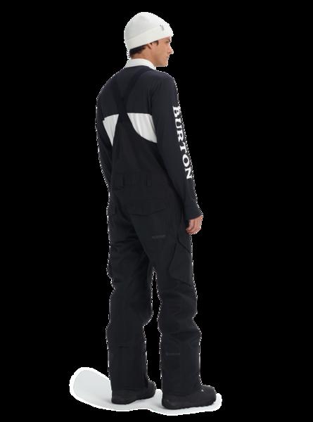 Spodnie Snowboardowe Burton GORE-TEX Reserve Bib (True Black) FW20