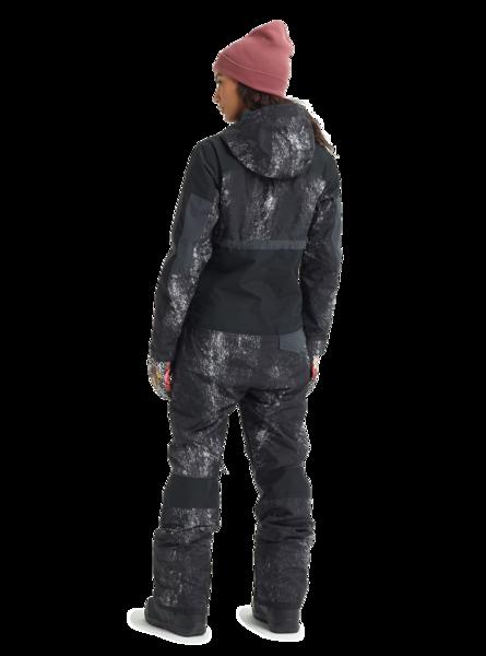 Damski Kombinezon Snowboardowy Burton Loyle (Lonewolf/True Black/Phantom) FW20