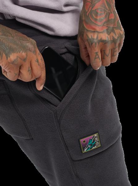 Spodnie Dresowe Burton Westmate Polartec (Phantom) FW20