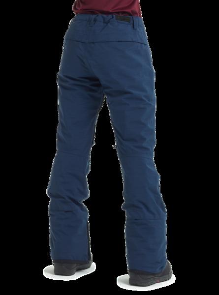 Damskie Spodnie Snowboardowe Society Short (Dress Blue Heather) FW20