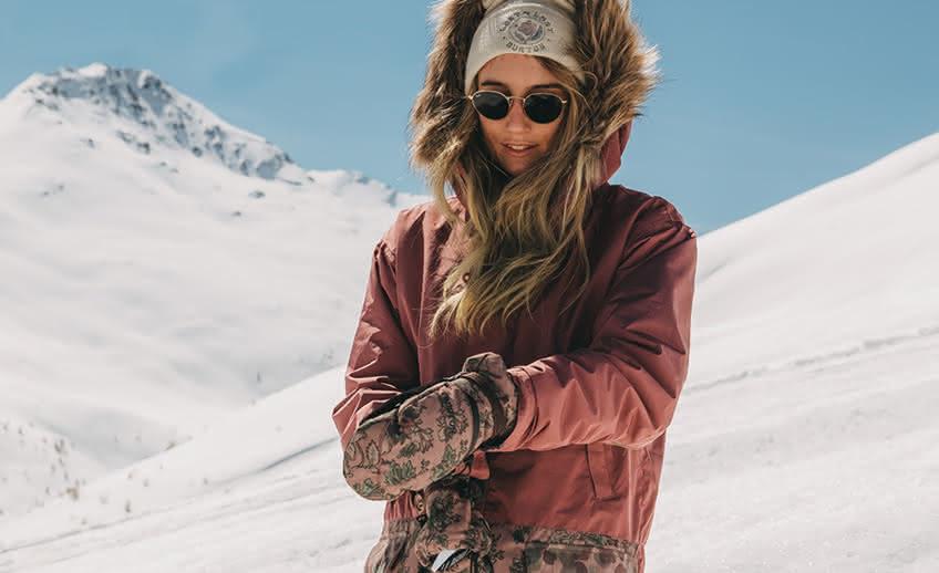 Kurtki snowboardowe