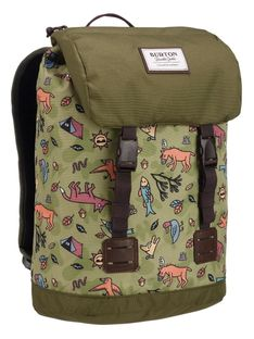 Plecak Burton Youth Tinder Pack (Campsite Critters) SS19
