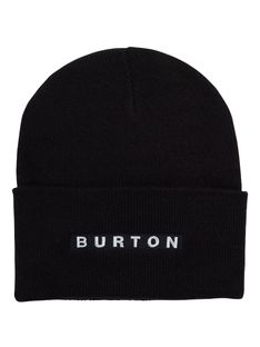 Czapka Zimowa Burton All 80 (True Black) FW21