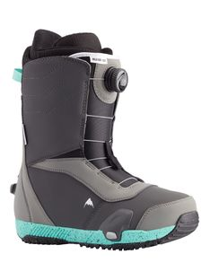 Buty Snowboardowe Ruler Step On (Gray / Teal) FW21