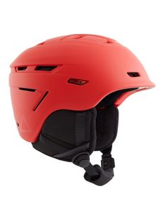 Kask Snowboardowy Anon Echo (Red) FW21