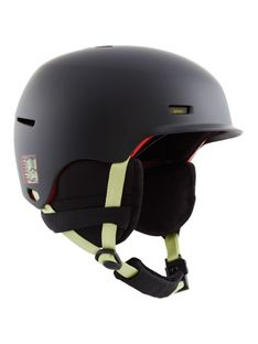 Kask Snowboardowy Anon Highwire (CE Black) FW21