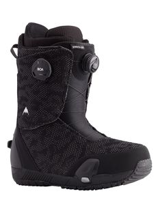 Buty Snowboardowe Swath Step On (Black) FW21