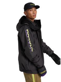Kurtka Snowboardowa Analog Greed (Phantom) FW21