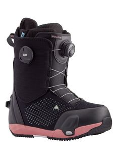 Buty Snowboardowe Ritual LTD Step On (Black) FW21