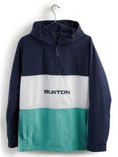 Kurtka Burton Antiup Anorak (Dress Blue/Buoy Blue) SS20