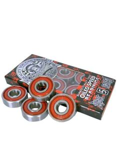 Łożyska Speed Demons - Abec5 (Red)