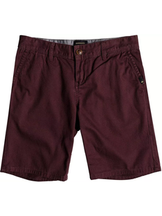 Szorty Quiksilver New Everyday Chino (Wine) Ss18