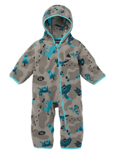 Kombinezon Ocieplacz Burton Infant Fleece (Hide and Seek) FW20