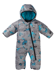Dziecięcy Kombinezon Snowboardowy Burton Toddler Buddy Bunting (Hide and Seek) FW20