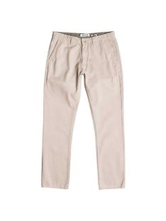 Spodnie Quiksilver Every Day Chino (Plaza Taupe) Ss16
