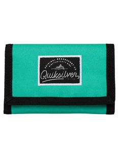 Portfel Quiksilver Sidewalk (Pool Green)
