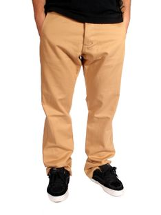 Spodnie Turbokolor Chinos Regular Fit (Khaki)